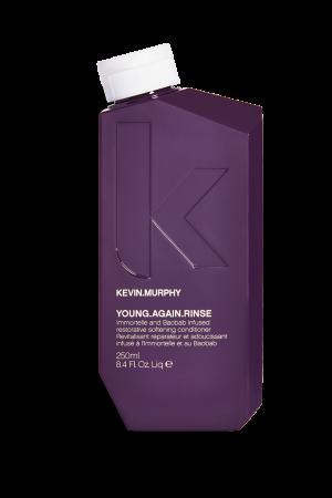KEVIN.MURPHY [ЯНГ.ЭГЕЙН] Бальзам для укрепления и восстановления длинных волос YOUNG.AGAIN.RINSE, 250 мл