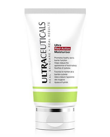 Ultraceuticals ULTRA Red-Action Moisturiser / Ультра Увлажняющий Крем от покраснений для чувствительной и склонной к куперозу кожи, 75мл