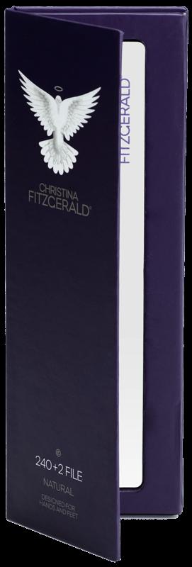 Christina Fitzgerald 240 + 2 Natural File in Magnetic Box