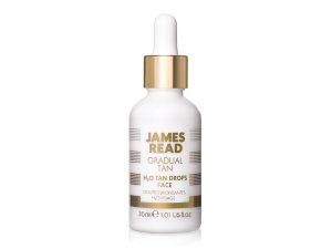James Read Капли-Концентрат для Лица с Эффектом Загара James Read H2O Tan Drops Face