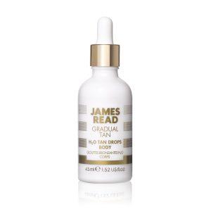 James Read Капли-концентрат для тела H2O TAN DROPS BODY, 45 мл