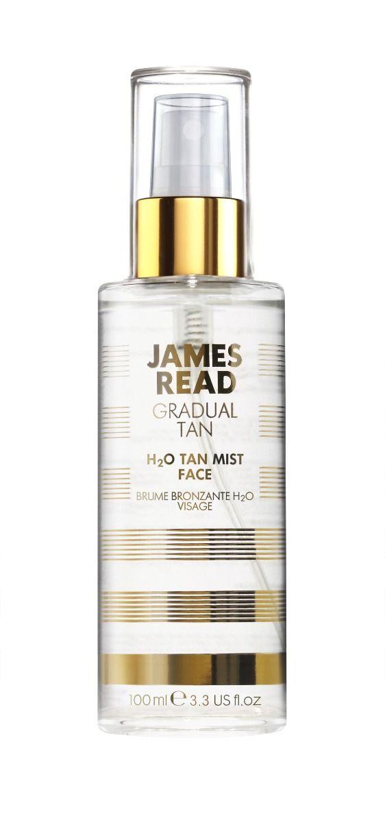 James Read Спрей для лица - освежающее сияние H2O James Read H2O Tan Mist Face, 100 ml