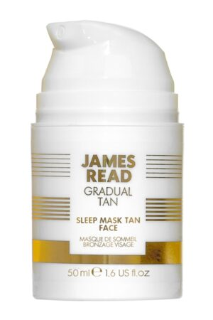 James Read Ночная маска для лица уход и загар James Read Sleep Mask Face Tan, 50 ml