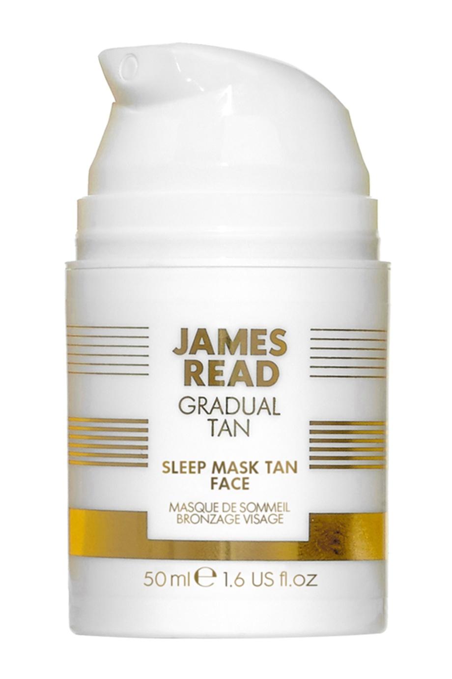 SLEEP MASK TAN FACE, 50 ml