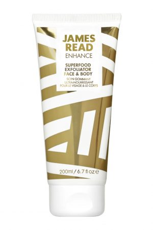 James Read Крем-скарб для лица и тела Superfood Face & Body Exfoliator, 200ml