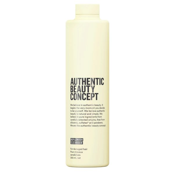 Восстанавливающий шампунь Authentic Beauty Concept REPLENISH, 300 мл
