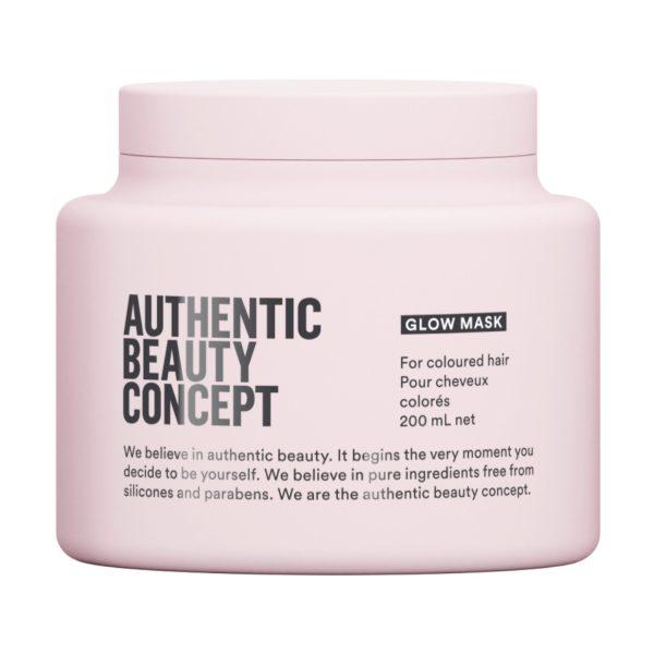 AUTHENTIC BEAUTY CONCEPT Маска-блеск для окрашенных волос, 200 мл