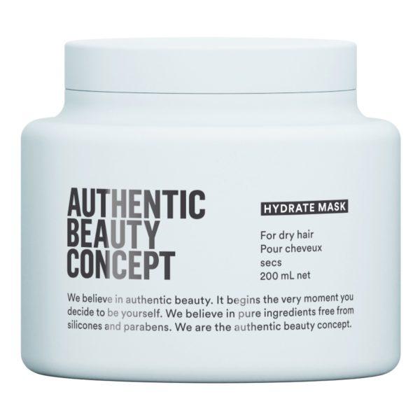 Authentic Beauty Concept Hydrate mask Увлажняющая маска для волос, 200 мл