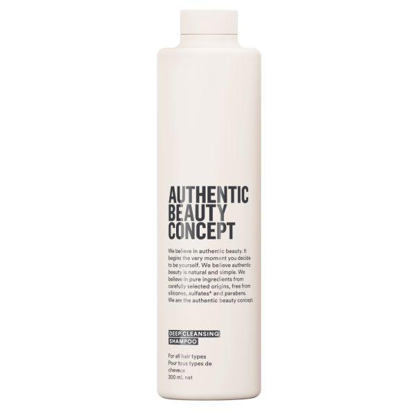 AUTHENTIC BEAUTY CONCEPT Deep Cleansing Шампунь глубокой очистки волос, 300 мл