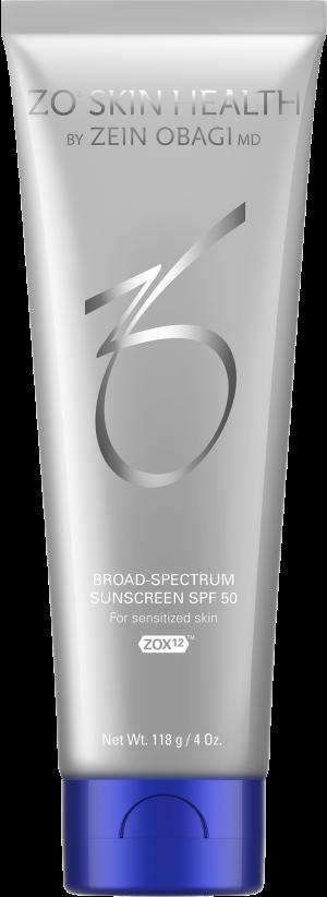 Zo Skin Broad-Spectrum Sunscreen SPF 50 Крем для лица с солнцезащитным фильтром широкого спектра, 118 г
