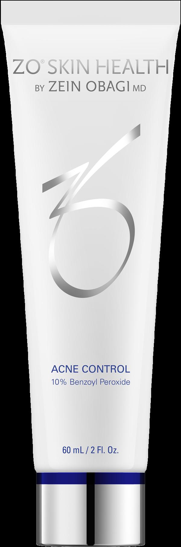 Zo Skin Acne Control Средство для проблемной кожи лица с 10% Benzoyl Peroxide, 60 мл
