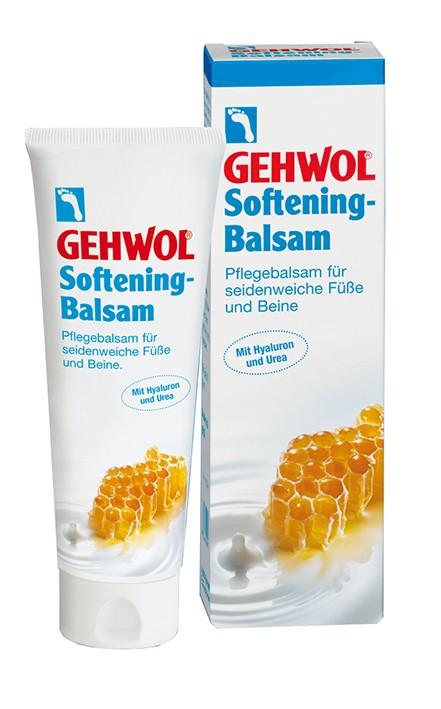 Бальзам для интенсивного увлажнения Softening Gehwol, 125 ml