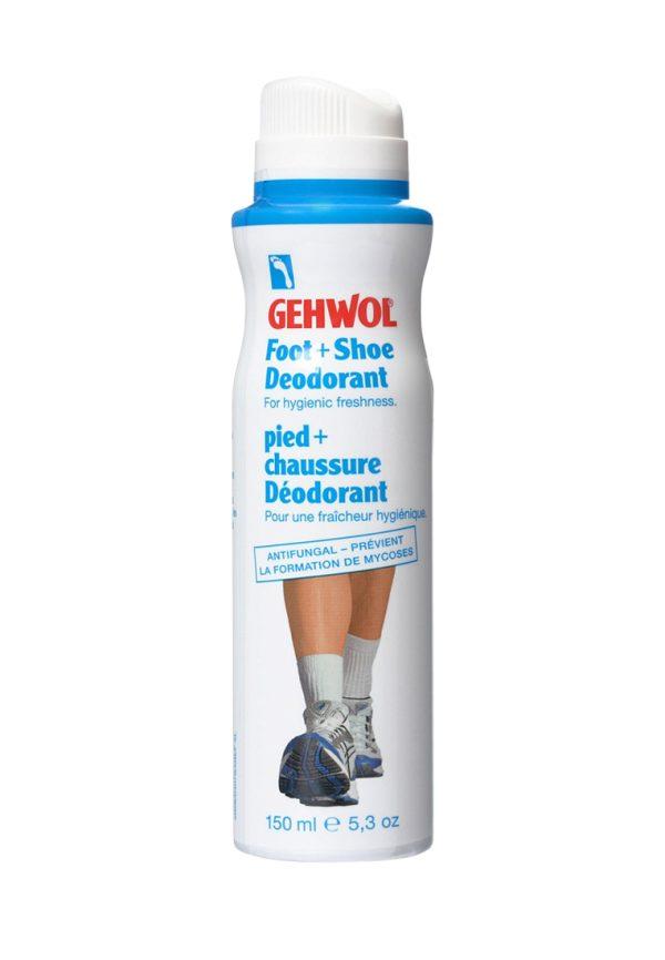 GEHWOL Дезодорант для ног и обуви, 150 мл