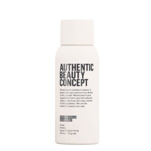 AUTHENTIC BEAUTY CONCEPT Лак для волос сильной фиксации, 100 мл