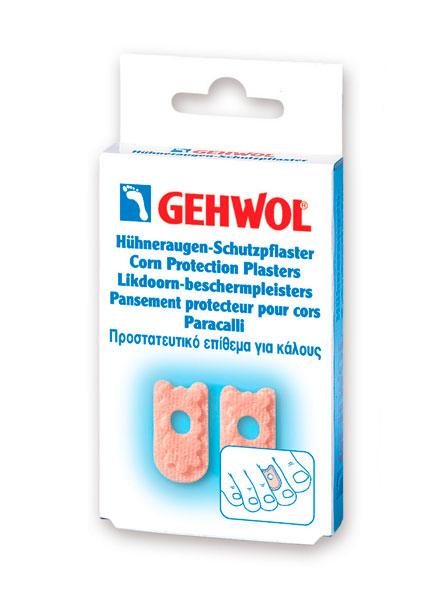 GEHWOL Пластырь для мозолей на ногах, 8 шт