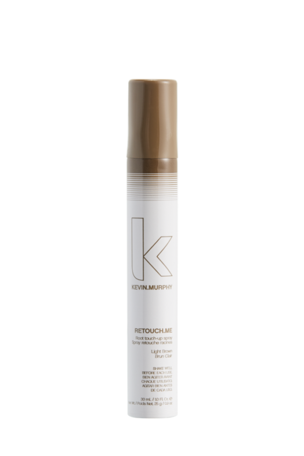 KEVIN.MURPHY [РЕТАЧ.МИ] Тонирующий спрей-консилер для волос, светло-коричневый / RETOUCH.ME-Light Brown 30 мл