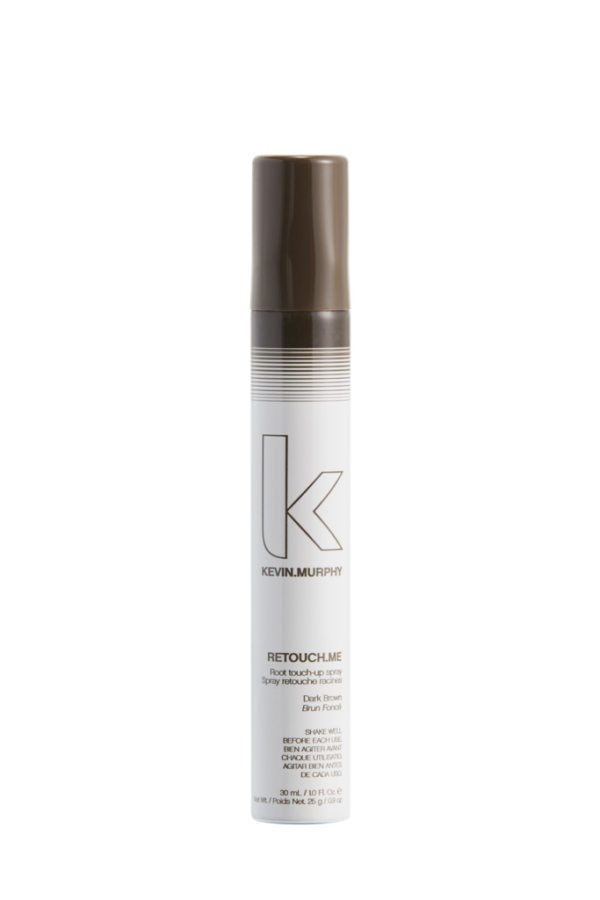 [РЕТАЧ.МИ] Тонирующий спрей-консилер для волос / RETOUCH.ME-Dark Brown KEVIN.MURPHY 30мл