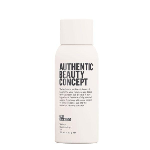 AUTHENTIC BEAUTY CONCEPT Сухой шампунь для волос, 100 мл