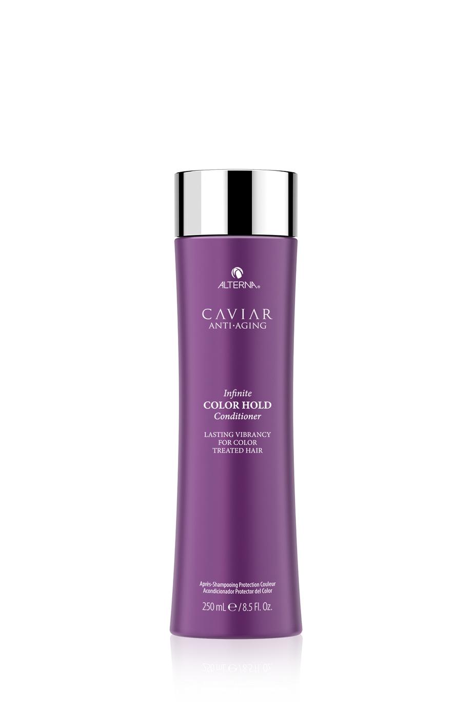 CAVIAR Anti-Aging Infinite Color Hold Conditioner Кондиционер-ламинирование для окрашенных волос с комплексом фиксации цвета, 250мл