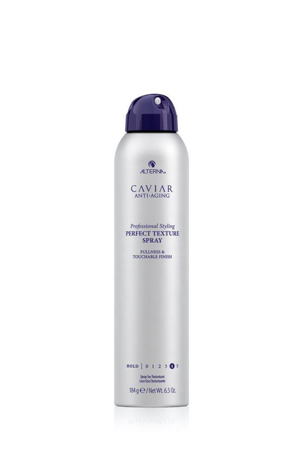 ALTERNA Текстурирующий спрей для идеальных укладок с антивозрастным уходом CAVIAR Anti-Aging Professional Styling Perfect Texture Spray, 184 гр