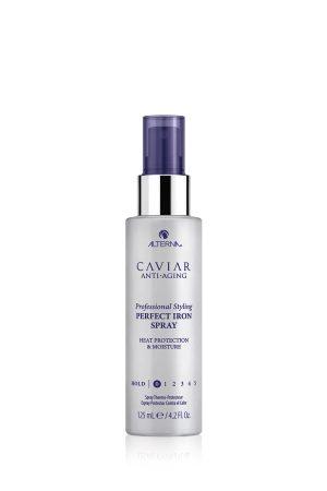 ALTERNA Спрей-термозащита для волос с антивозрастным уходом Caviar Anti-Aging Professional Styling Perfect Iron, 125 мл