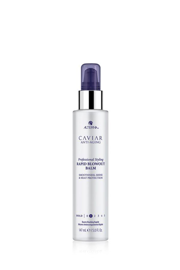ALTERNA Бальзам для быстрого разглаживания волос с антивозрастным уходом Caviar Anti-Aging Professional Styling Rapid Blowout Balm, 147 мл