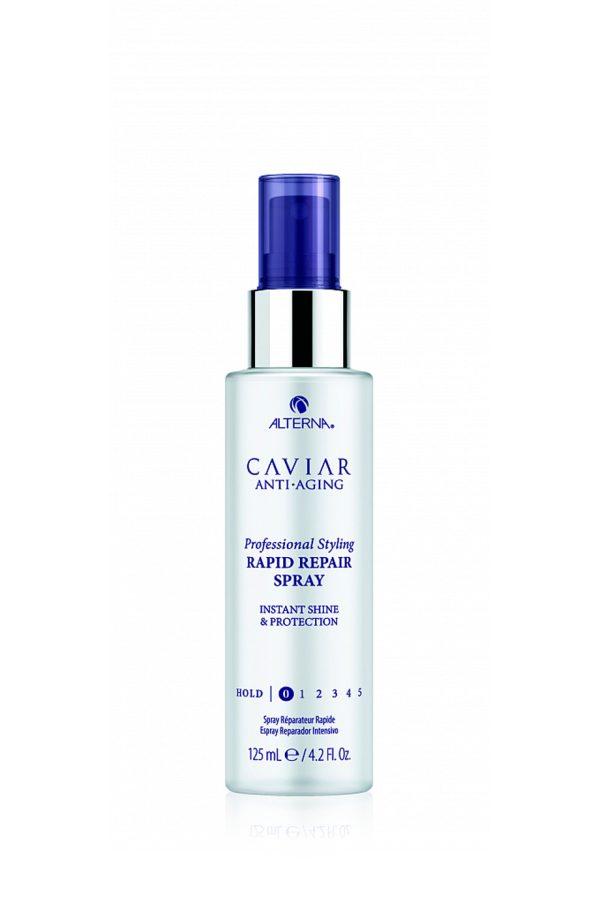ALTERNA Спрей-блеск мгновенного действия с антивозрастным уходом Caviar Anti-Aging Rapid Repair, 125 мл