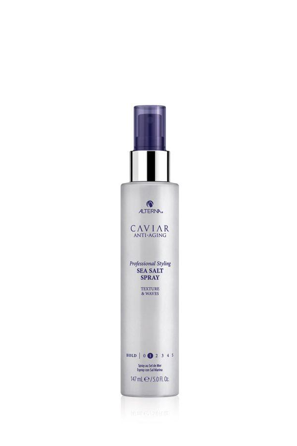 ALTERNA Текстурирующий спрей «Морская соль» с антивозрастным уходом Caviar Anti-Aging Professional Styling Sea Salt Spray, 147 мл