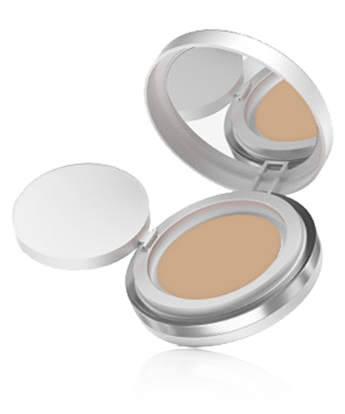 Ultraceuticals Complete correction powder pure mineral foundation / Ультра корректирующая пудра для всех типов кожи с розацеа и акне Shade 4, 12 гр.