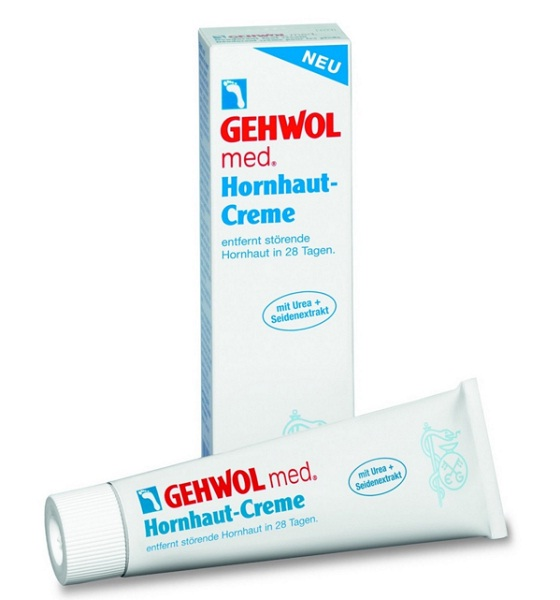 GEHWOL Крем для загрубевшей кожи ног, 75 мл