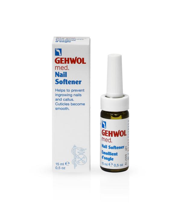 GEHWOL Смягчающая жидкость для ногтей, 15 мл