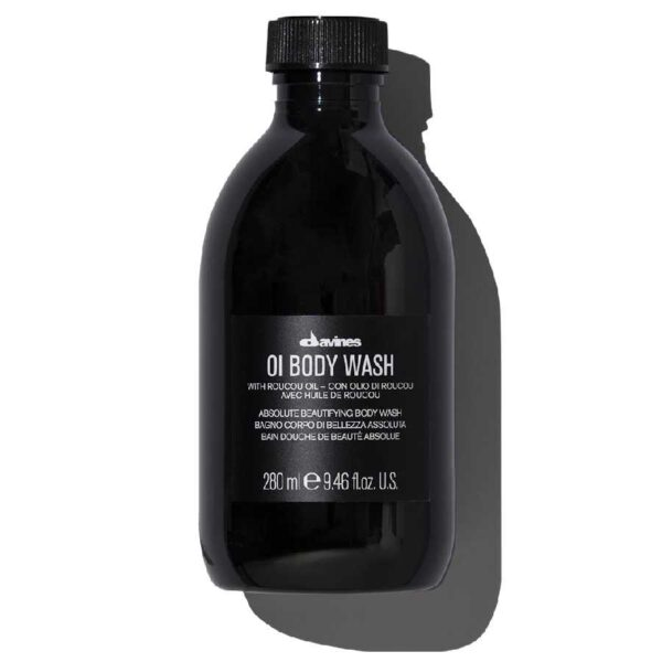 OI 280 ml Body wash with roucou oil absolute beautif. body Davines