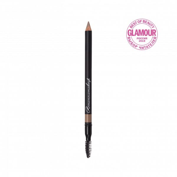 Romanovamakeup Карандаш для бровей Sexy Eyebrow Pencil Ice Blonde